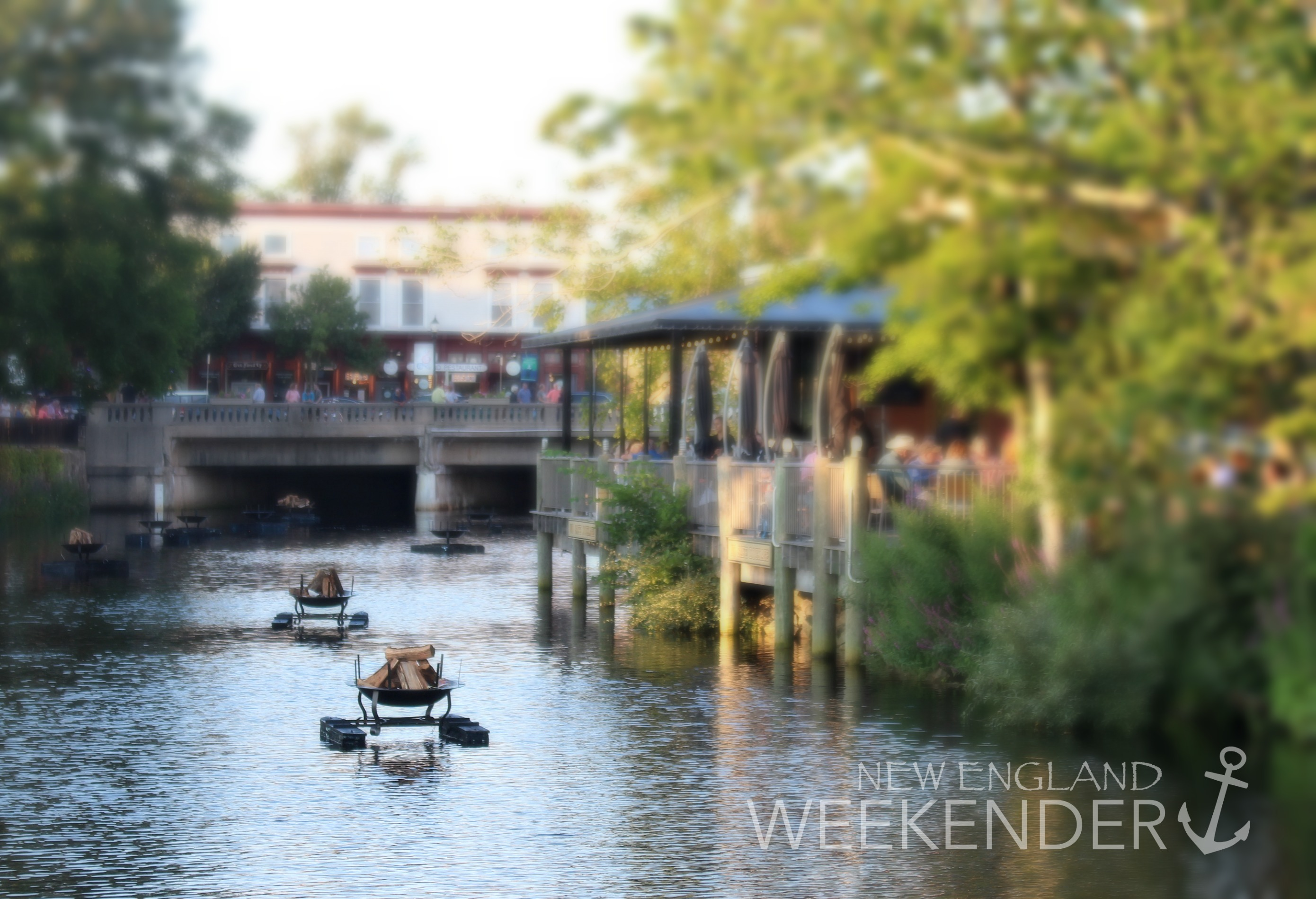 River Glow Festival, Westerly RI, New England Weekender