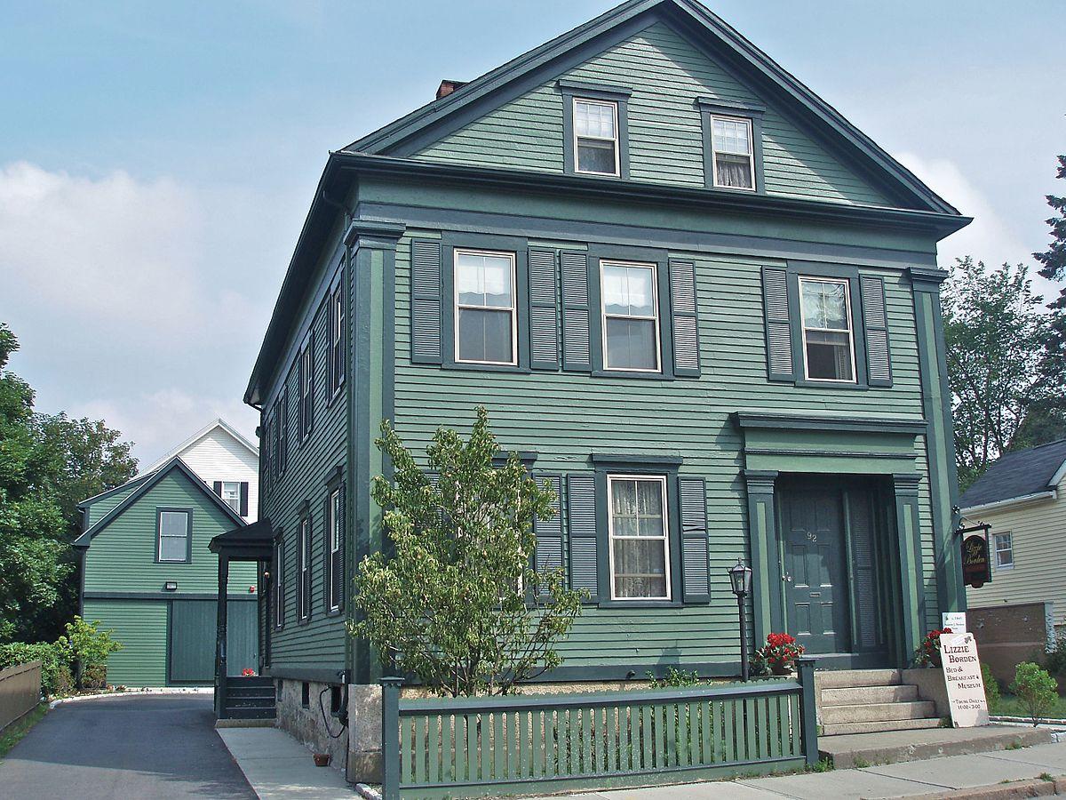 Photo: Lizzie Borden House